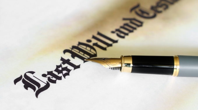 What Happens If I Die Without A Will In Texas?